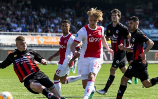 Afbeelding: 'Hard season number two' bij Ajax: