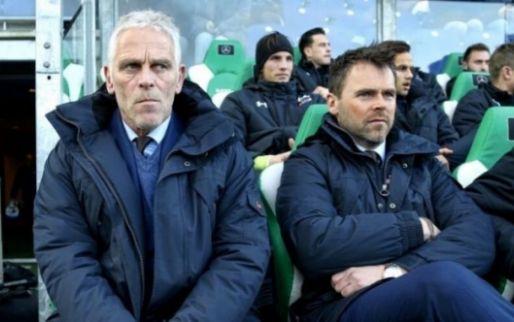 Ongemotiveerde AZ-spelers: 'Heb tegen Van den Brom gezegd dat het zo niet hoefde'