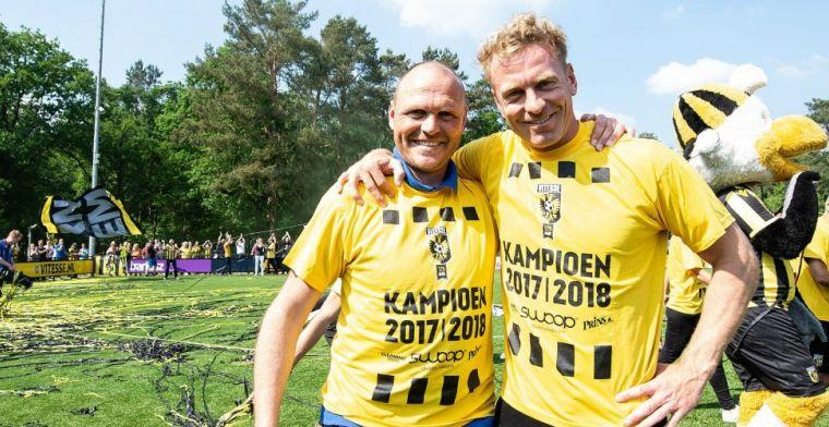 Vertrek bij Vitesse: 'Heb mijn wensen aangegeven, er is geen ruimte'
