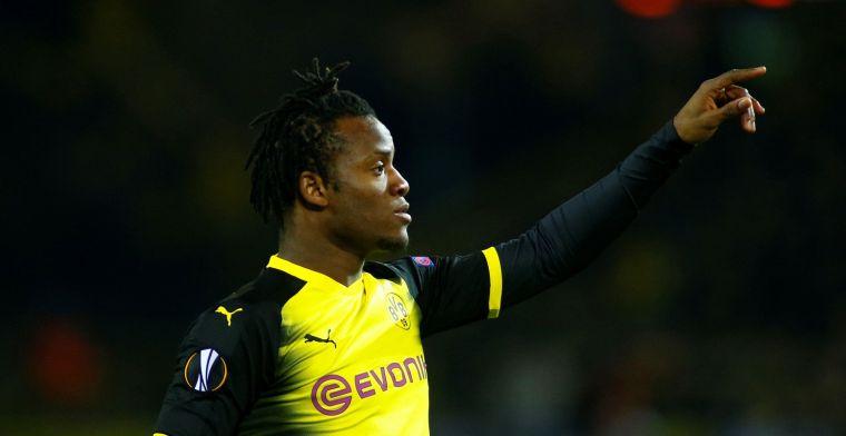 'Batshuayi mag dromen van transfer, contacten zijn al gelegd'