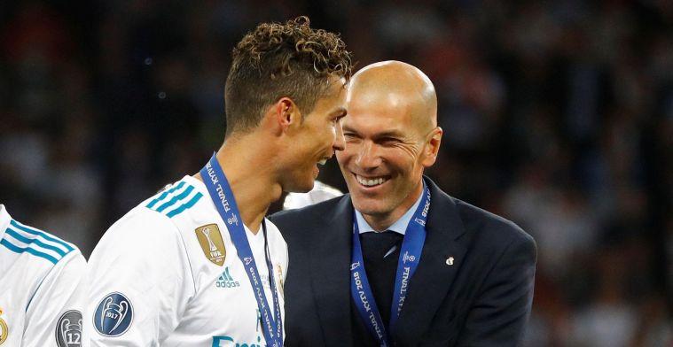 Hint Ronaldo op vertrek bij Real Madrid? Het was hier fijn spelen
