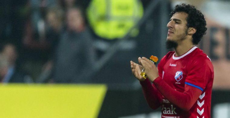 Feyenoord-aanwinst wil twee shirtjes van Van Persie: Anders word ik vervelend