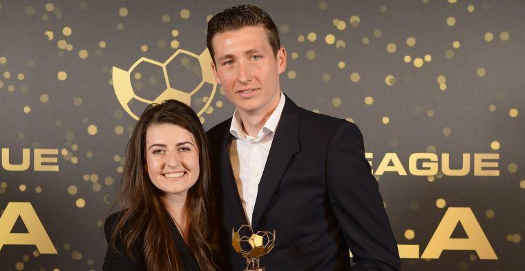 Vanaken sleept na Profvoetballer Van Het Jaar opnieuw 'prijs' in de wacht