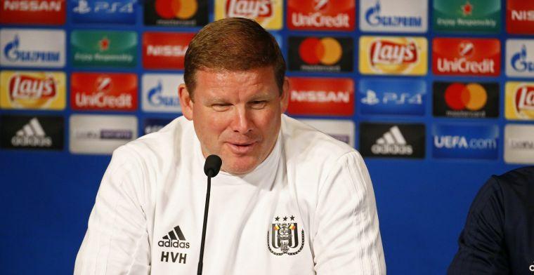 Vanhaezebrouck spreekt klare taal: Duidelijk beter dan Club Brugge