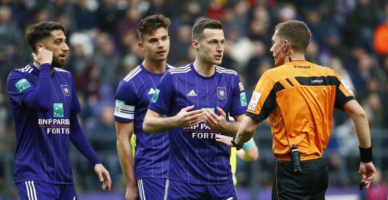 'Anderlecht zal voor altijd een zeer belangrijk deel van mijn leven zijn'