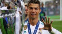 """Imagen: Cristiano se vino arriba: """"Debería llamarse CR7 Champions League"""""""