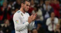 Imagen: Bale recibe un duro golpe siendo suplente en la final de Kiev