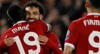 Imagen: La dinamita del Liverpool en ataque, un difícil escollo para el Real Madrid