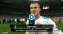 """Imagen: Gareth Bale también soltó la bomba: """"Necesito hablar con mi agente"""""""