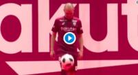 Imagen: VÍDEO   El espectacular recibimiento a Andrés Iniesta en su presentación en Japón