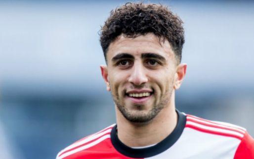 """Basacikoglu op weg naar Feyenoord-uitgang: """"Het liefst ga ik naar het buitenland"""""""
