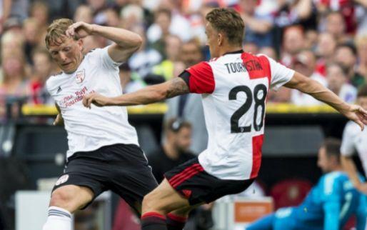 """Feyenoord-vertrek ligt niet voor de hand: """"Ik hoef niet naar het buitenland"""""""