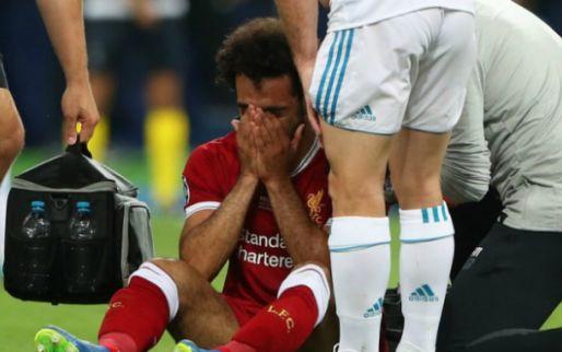 Salah komt met belangrijk statement: 'Ondanks alles heb ik er vertrouwen in'
