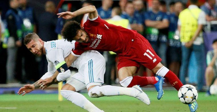'Sergio Ramos is iemand die je van het zuurstof haalt om z'n mobiel op te laden'