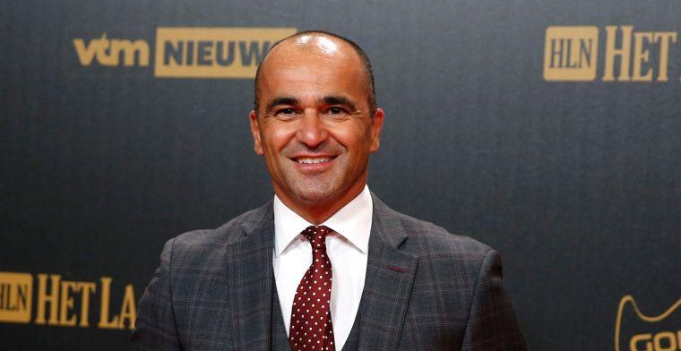 Martinez draait rond de pot: Is een mislukking als je niet probeert om te winnen