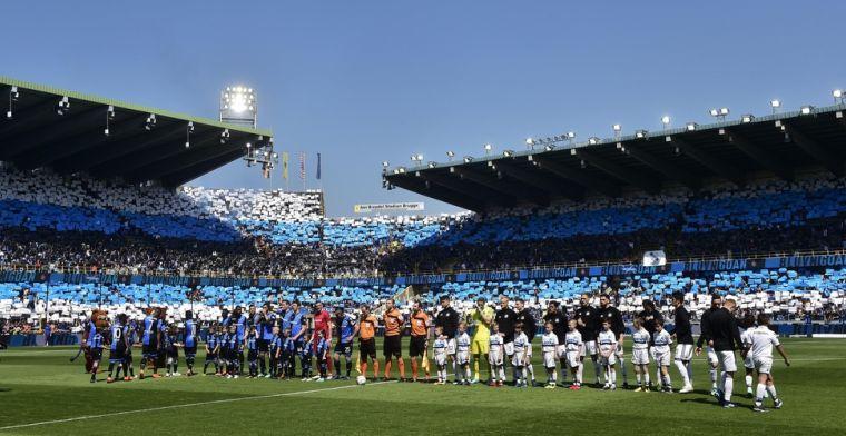 'Club Brugge mengt zich in de strijd met Anderlecht om bikkelharde verdediger'