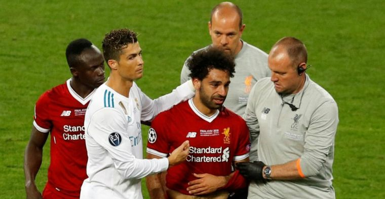 Update: Egyptische bond komt met update over blessure Salah en is optimistisch
