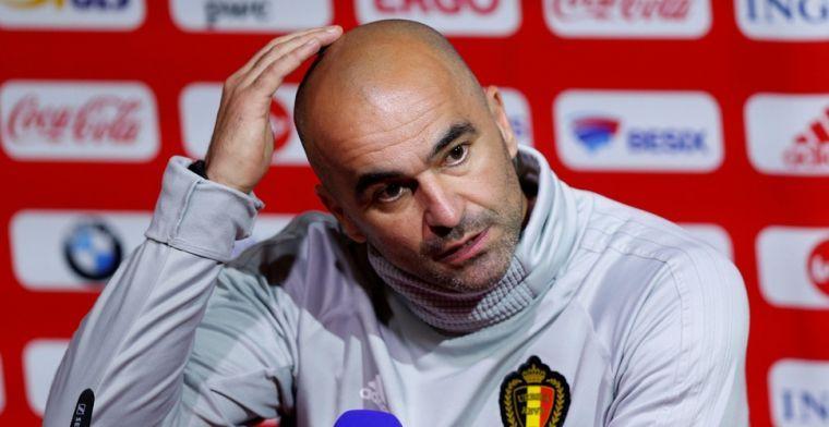 Martinez reageert eindelijk op Nainggolan-heisa: ''Je selecteert geen namen''