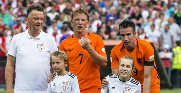 Van Gaal geeft weer hint over terugkeer: Dat weet je over twee maanden