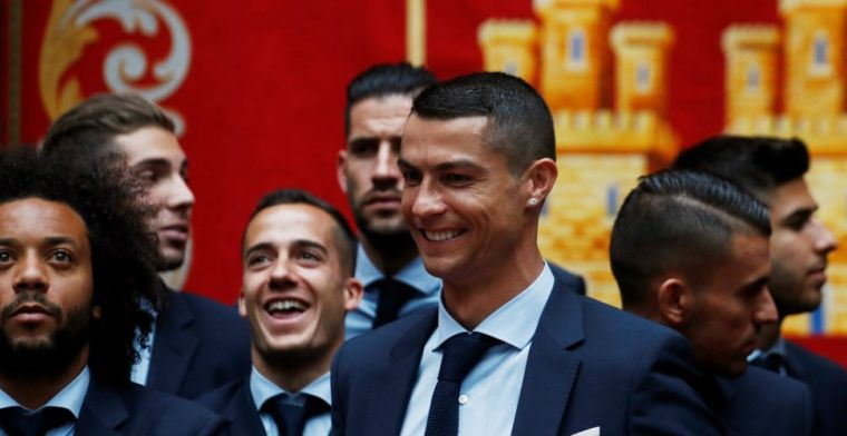 'Real Madrid-sterren 'verbijsterd' door uitspraken van ontevreden Ronaldo'