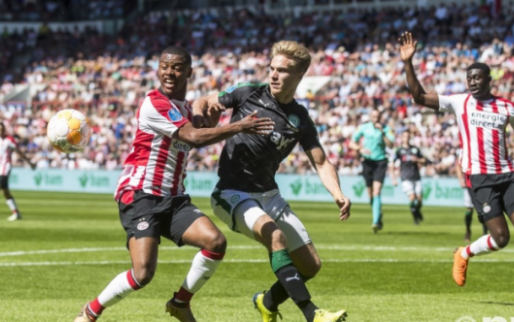 'PSV bereikt principe-akkoord met PEC Zwolle over huurperiode van één jaar'