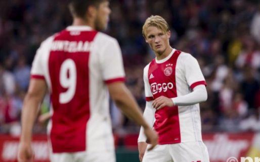 """""""Het was natuurlijk geweldig om naar Ajax te gaan, zo'n grote club"""""""