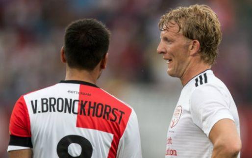 'Anarchie' in kleedkamer Feyenoord: 'Na zijn vertrek en voor Van Persie's komst'