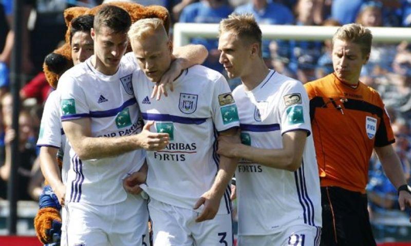 Afbeelding: Anderlecht liet extra miljoenen liggen: