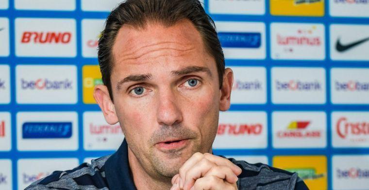 'Dossier rond opvolger van Buffel zit muurvast: afwachten tot einde competitie'