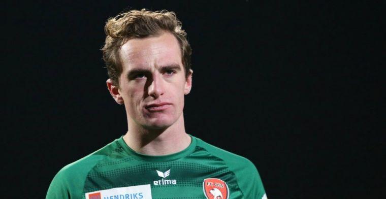 Cambuur doet zaken met FC Oss en haalt doelman met Ajax-verleden binnen