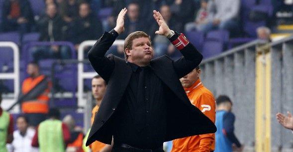 """Vanhaezebrouck wordt beschuldigd van valse belofte: """"Ik zou spelen tegen Brugge"""