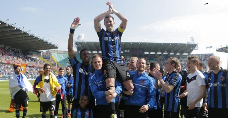 OFFICEEL: Hoefkens keert terug bij Club Brugge