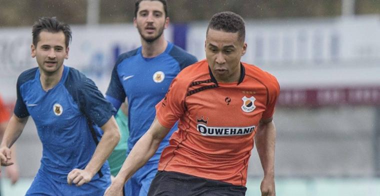 Katwijk-topscorer liet Jupiler League lopen: Dat miste ik eigenlijk een beetje