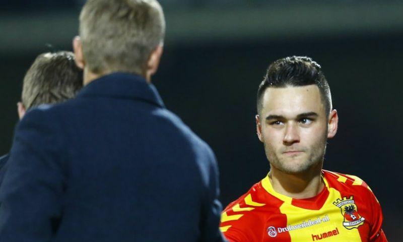 Afbeelding: Transfervrije spits lonkt naar Eredivisie-rentree: 'Middenmoot kan ik zeker aan'