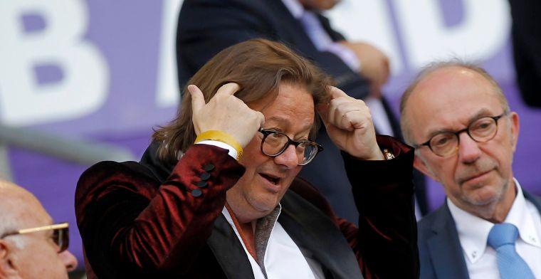 KV Oostende hoopt op geste van Coucke: 'Drie Anderlecht-spelers huren'