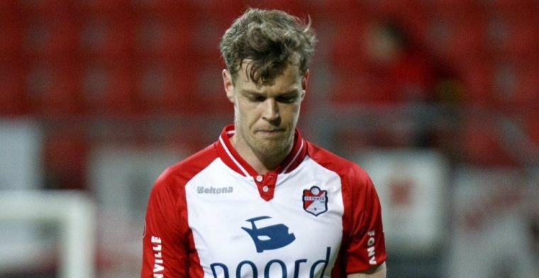 Verdediger aangepakt na vertrek bij Emmen: 'Ik zou daar meer verdienen'