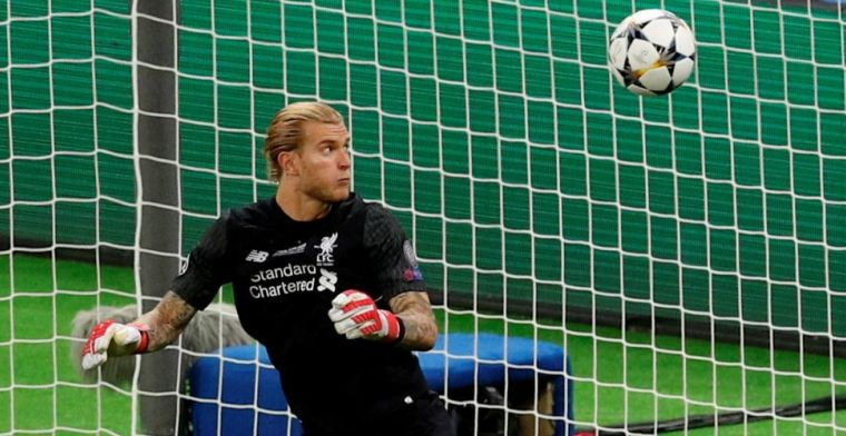 Onthuld: Karius keepte Champions League-finale met hersenschudding