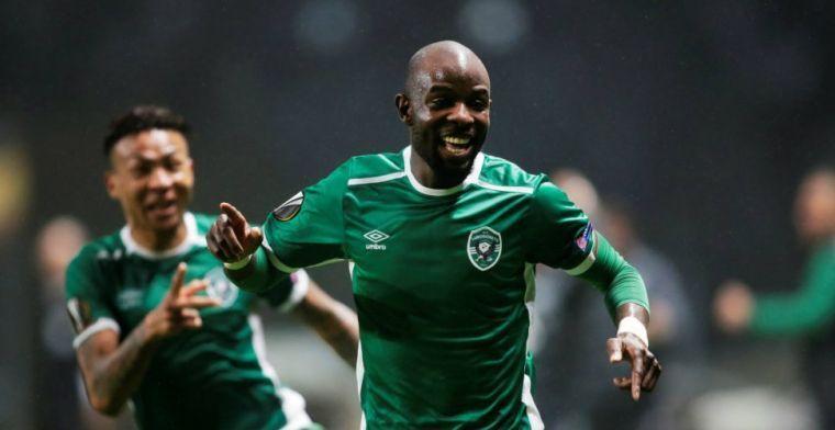 Voormalig Ajax-aanvaller Lukoki mag dromen van transfer naar topcompetitie