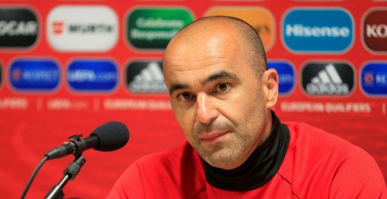 OFFICIEEL: Martinez neemt de volgende spelers mee naar het WK
