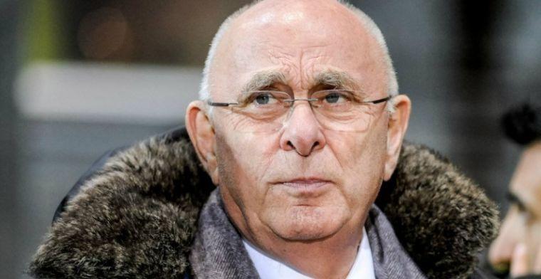 Verbazing over Feyenoord: 'Kun je toch niet helft van volk laten liggen?'