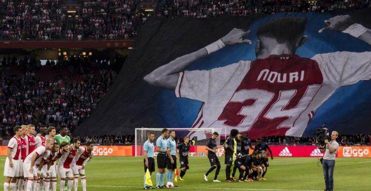 Familie Nouri stelt Ajax aansprakelijk en stapt naar arbitragecommissie KNVB