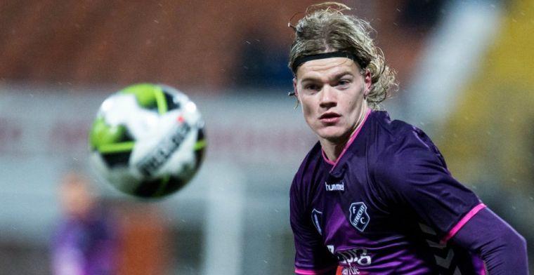 Verdediger moet vertrekken bij FC Utrecht: 'Ze hebben geen plannen met me'