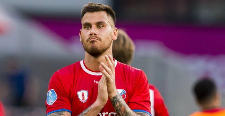 FC Utrecht bereikt akkoord en laat bankzitter Dumic gaan: Wensen hem succes
