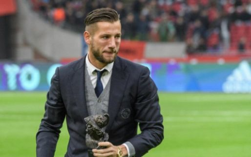 Afbeelding: 'Ik had een gesprek met technisch directeur van Feyenoord, maar ook Ajax kwam'