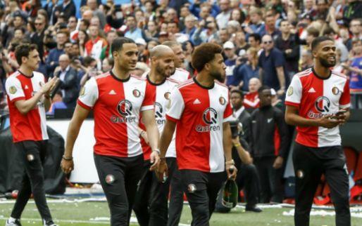Feyenoord-bankzitter maakte zich druk over WK: Dan ben je helemaal niet in beeld