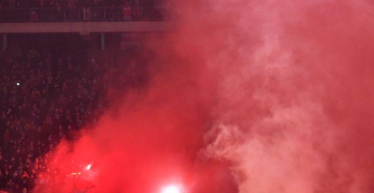 UPDATE: 'Standard zegt 'neen' tegen bod van acht miljoen euro'