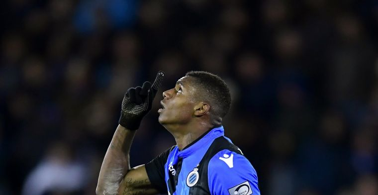 'Lazio laat Club Brugge niet los, sportief directeur maakt zich klaar'