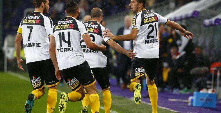 Oeps, foutje: nieuw shirt van Lokeren is per ongeluk gelekt