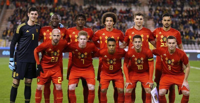 Geen twijfel meer mogelijk, BBC berekent: 'België wordt wereldkampioen'