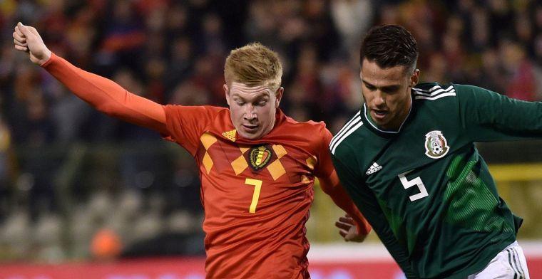 Drama voor Mexicaan, voormalig target van Anderlecht haakt af voor WK